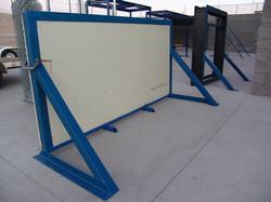 Wall Breach Training Props