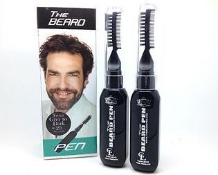 Natural Beard Coloring Brush