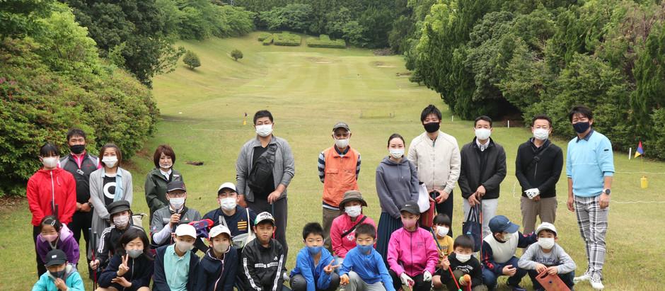 スナッグゴルフ体験教室&スナッグゴルフ大会