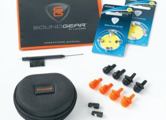 SoundGear Hearing Protection and Hearing Enhancement