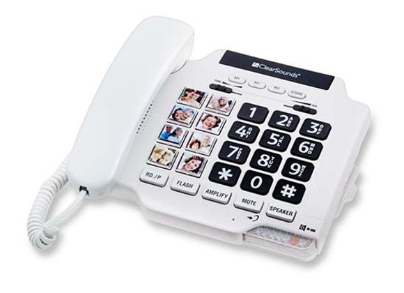 Clearsounds Spirit Amplified Corded Phone