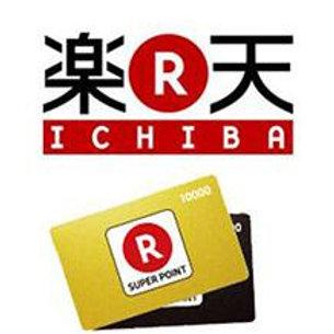 日本樂天 Rakuten Gift Card 10000P