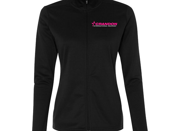 Women's Color Champion Performance Full-Zip Jacket