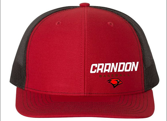 Richardson - Adjustable Snapback Trucker Cap