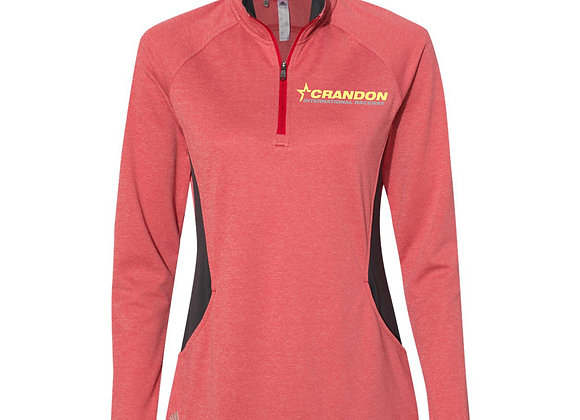 Women's Color Collection+ Adidas 1/4 Zip