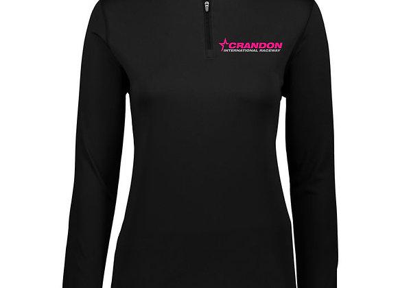 Women's Color Performance Quarter-Zip Pullover