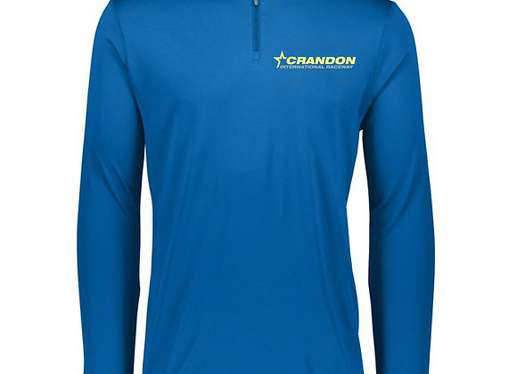 Men's Color+ Performance Quarter-Zip Pullover
