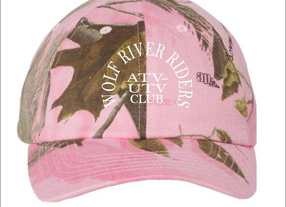 Realtree AP Pink Camo Cap