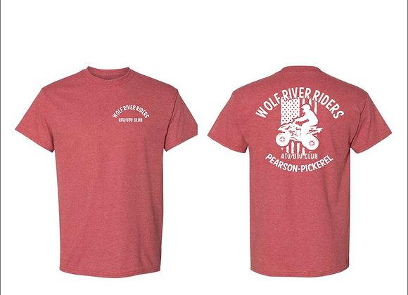 Gildan T-shirt w/small pocket name on front