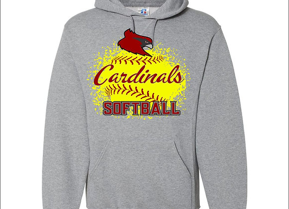 Russell Athletic Hoodie w/Name on Back