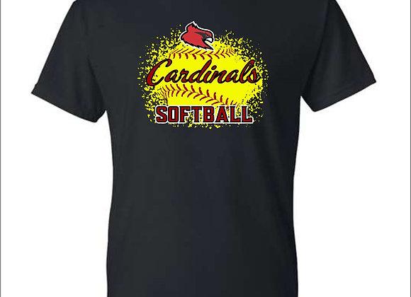 Gildan Dryblend Tshirt w/name on back