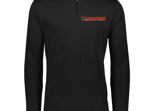 Men's Color Performance Quarter-Zip Pullover