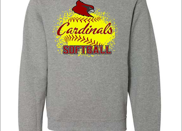 Russell Athletic Crew w/Name on back
