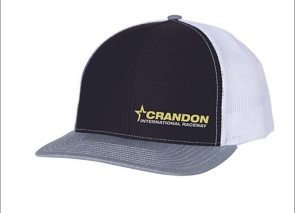 Crandon International Snapback Trucker Cap
