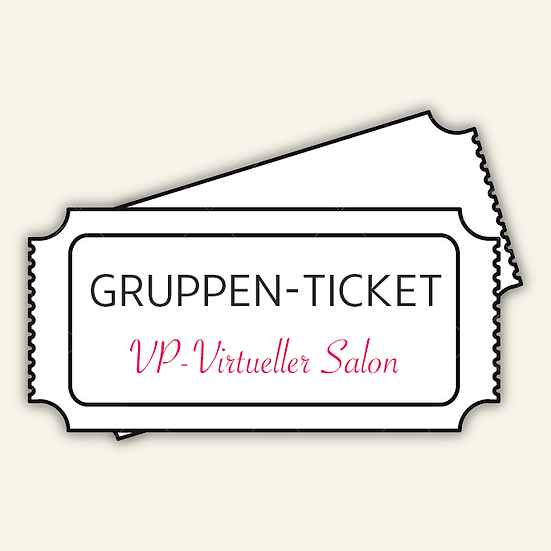 Virtueller Salon mit Viktoria Pfefferstein