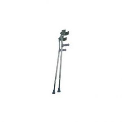 ADULT STANDARD FOREARM CRUTCHES