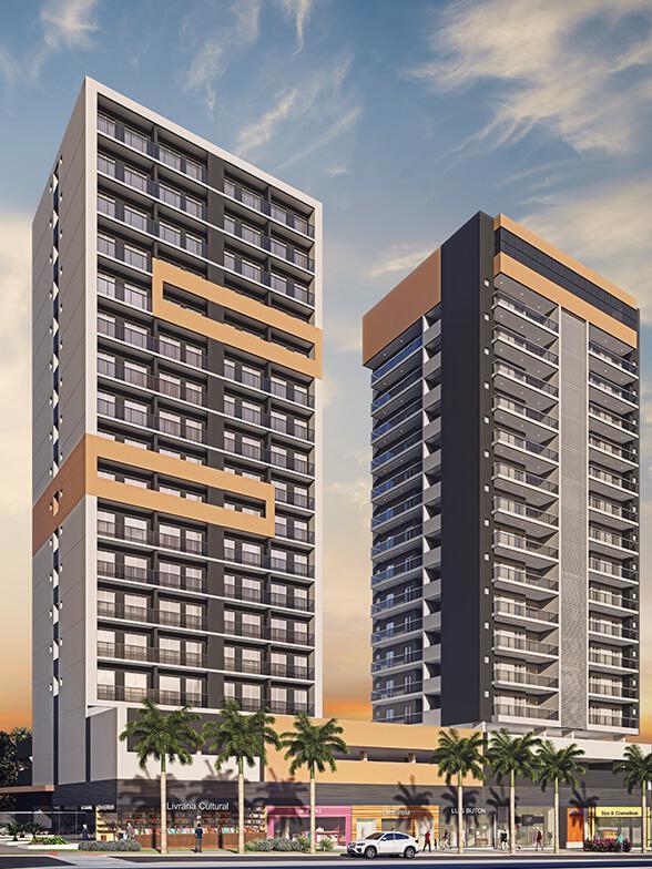 Facilità Camburi, Vitória ES - Incorporação Lorenge SA