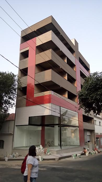 Edifício Fátima Fracaroli - Obra Particular