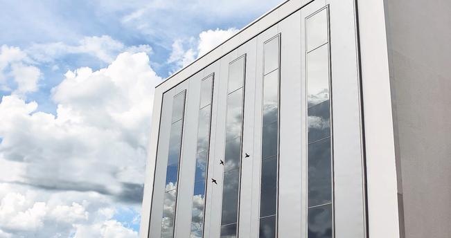 Edifício Sede Tecystem - Tecnologia em Software