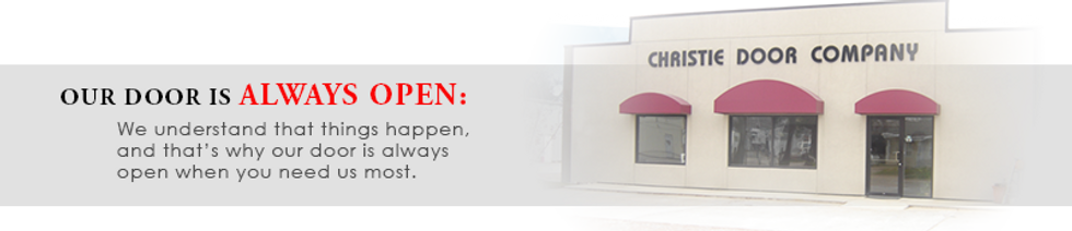 Elegant Christie Door Company Cedar Falls Iowa