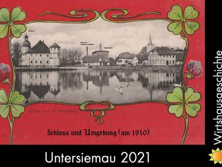 """UWG-Kalender 2021   """"Wirtshausgeschichte"""""""