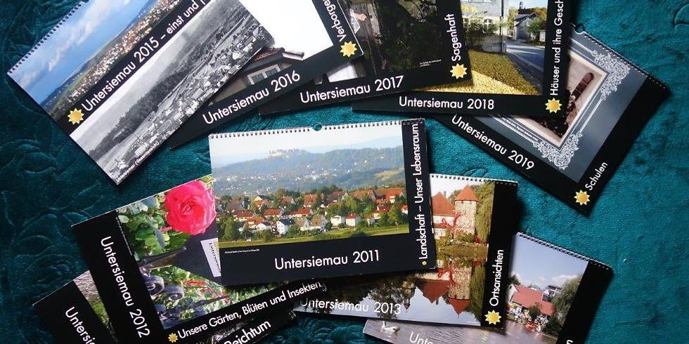 Präsentation UWG Jahreskalender 2020