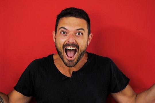 Actor, director and acting eacher Gabriel Almagro