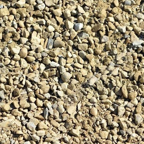 ПГС (70% щебня, 30%песка)