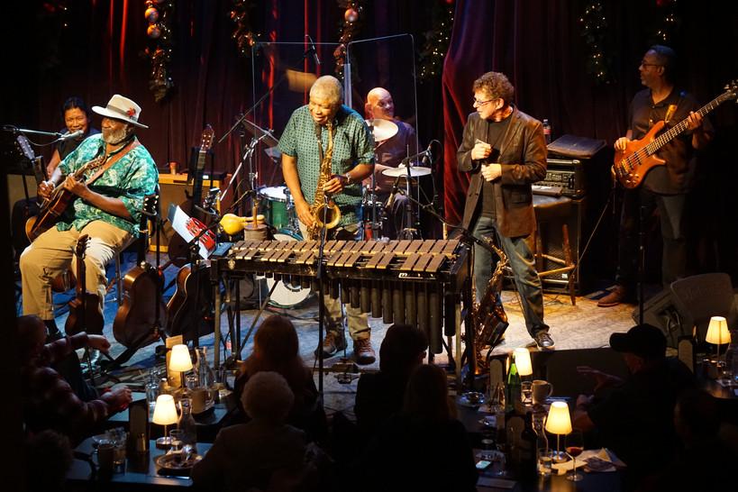 Taj Mahal Quintet