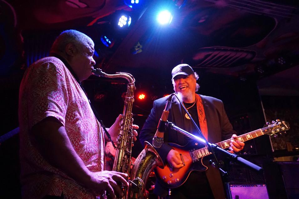 Roger Glenn & Willie K.