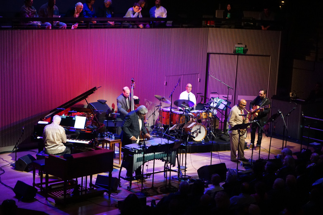 Memorial tribute for Bobby Hutcherson at SFJAZZ