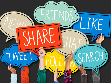 SOCIAL, NETWORKING AND ETIQUETTE- SHARE YOUR MAGIC!