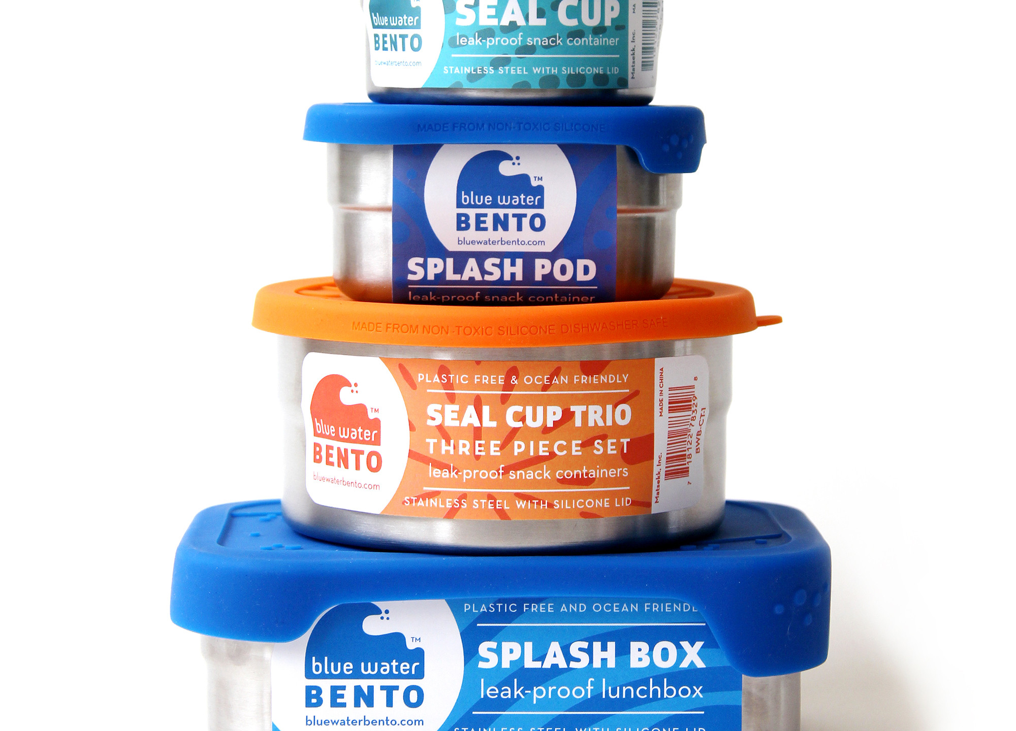 ECOlunchbox Containers