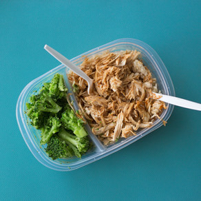 Reducing Our Waste Part 1: Packing An Eco-Friendly, Low Waste Lunch