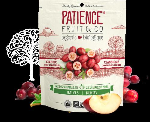 Cranberry Halves