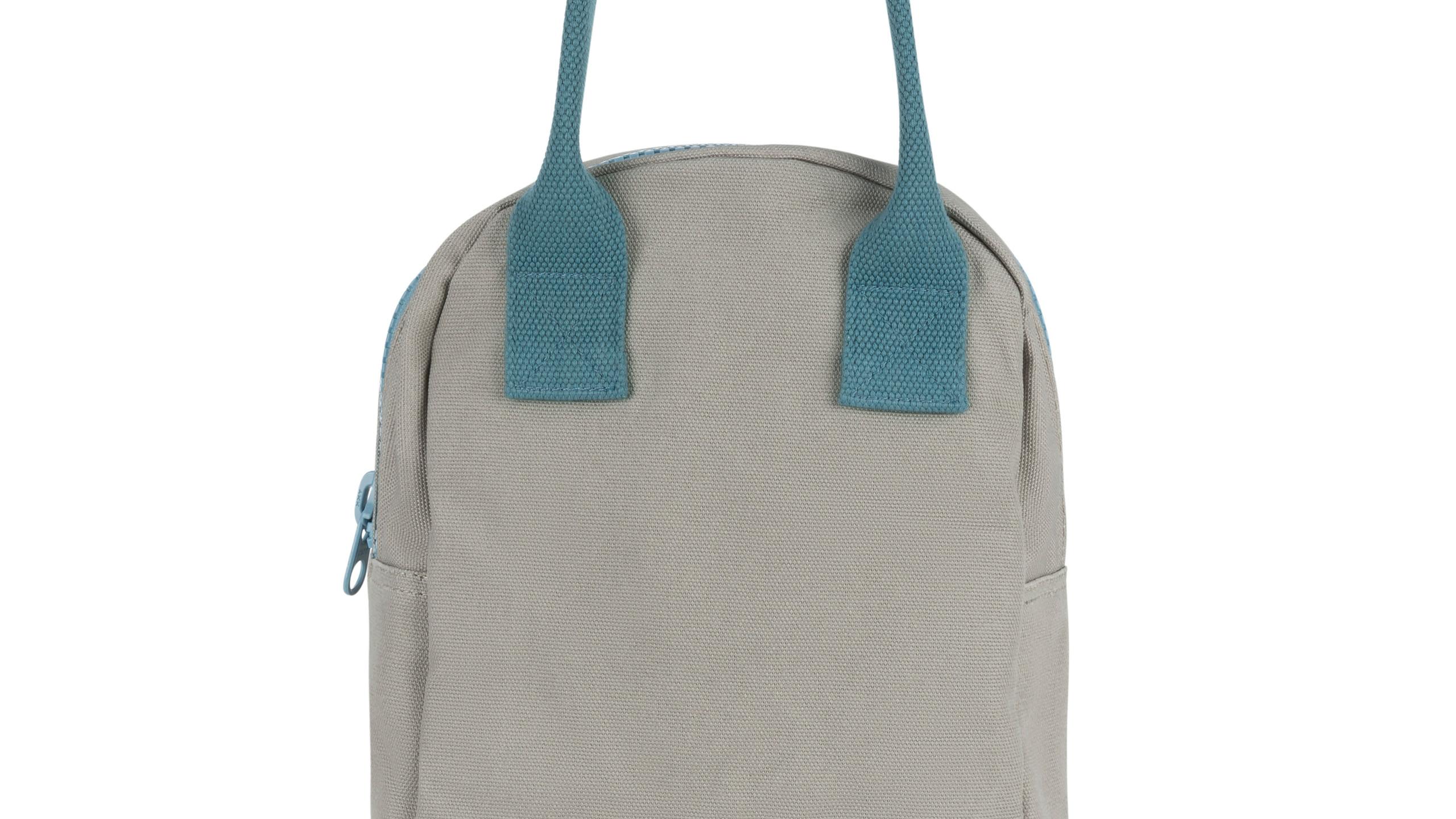 Fluf Zipper Lunch Bag.2