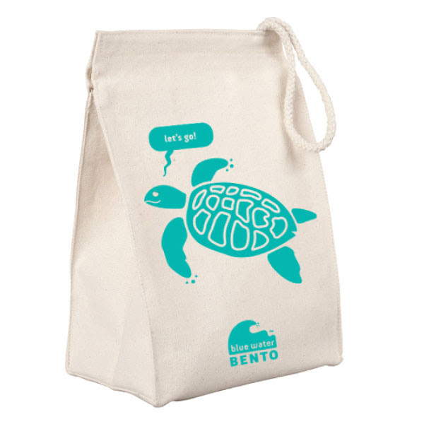 ECO lunchbox Tortoise Lunch bag