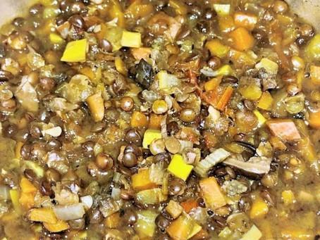 Veggieful Lentil Soup
