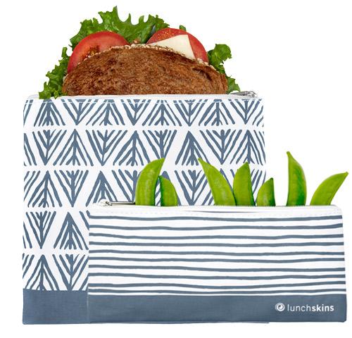 Lunchskins Reusable Zipper Bags