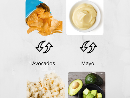 How to lose weight by making these easy food swaps