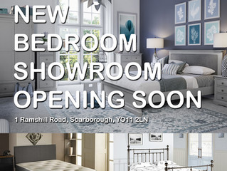 New Bedroom Showroom Opening Soon