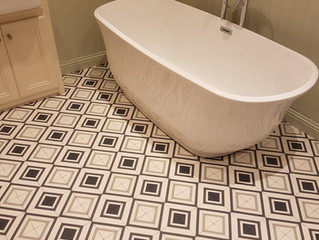 Stylish Vinyl Flooring