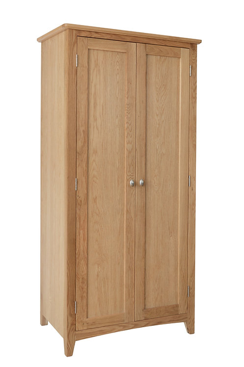 Ambleside 2 Door Full Hanging Wardrobe