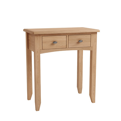 Ambleside Dressing Table, Stool + Mirror