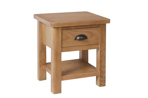 Kendal 1 Drawer Lamp Table