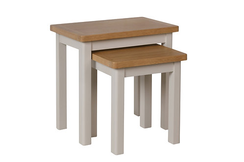 Keswick Nest of 2 Tables