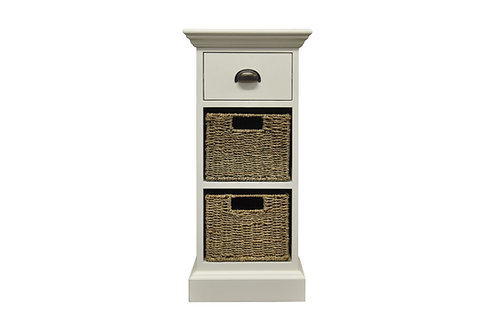 Lomond 1 Drawer 2 Basket Unit