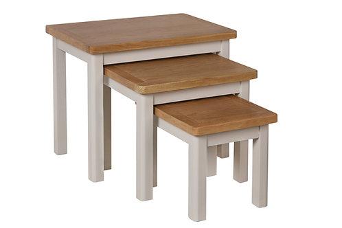 Keswick Nest of 3 Tables