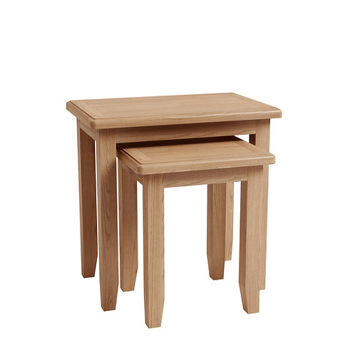 Ambleside Nest of 2 Tables