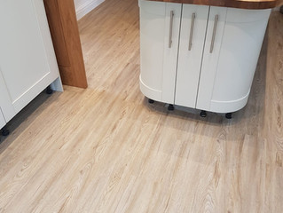 Some of our latest LVT, Vinyl, Laminate and Carpet Projects